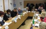 Skupinová práce klientů motivačního kurzu Zlín - prosinec 2013 - 3