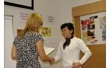 Předávání osvědčení o absolvování motivačního kurzu Zlín - prosinec 2013